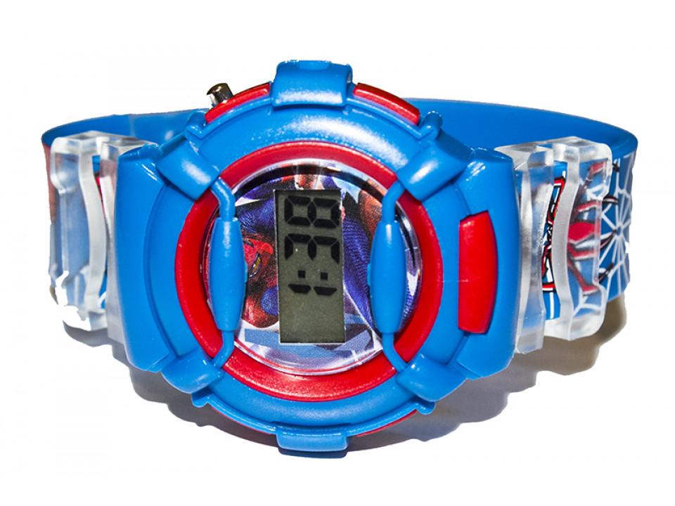 Часы Спайдермен